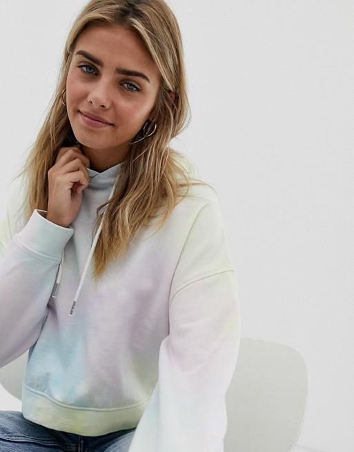 Ruiteng-Fashion Hoodies Women Pullover Hooded Tie Dye Hoodies Rtc12-2