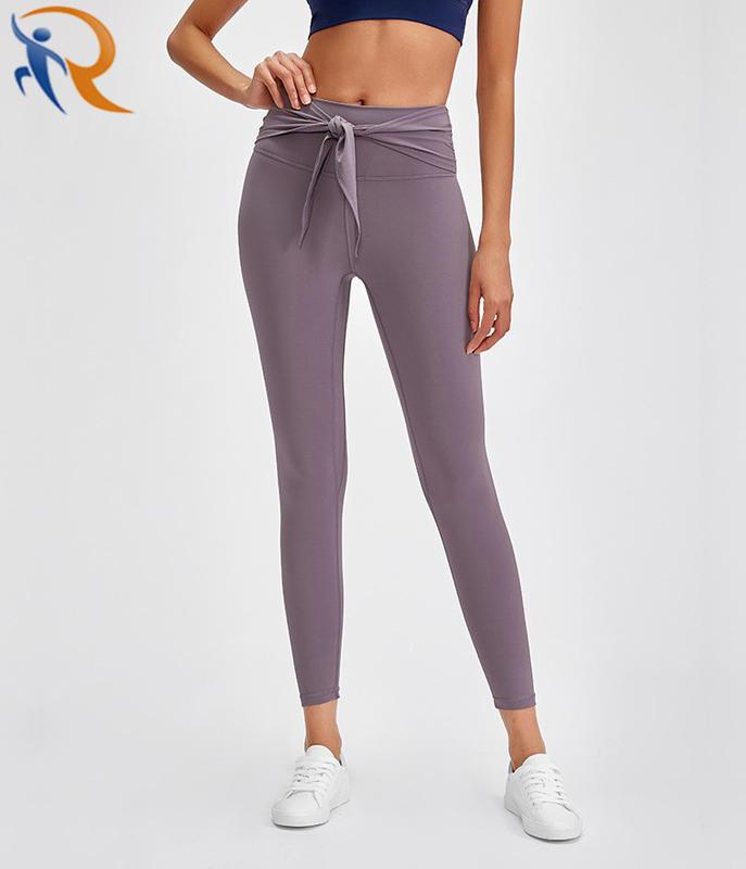 New Style Yoga Leggings Adjustble Waist Yoga Leggings for Women