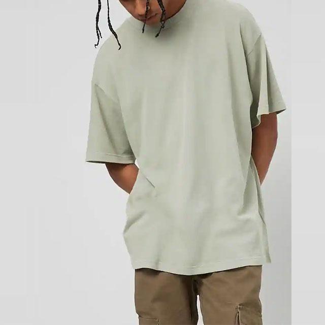product-Ruiteng-Men Oversize T-Shirt Casual Fashion Washed Sportswear-img