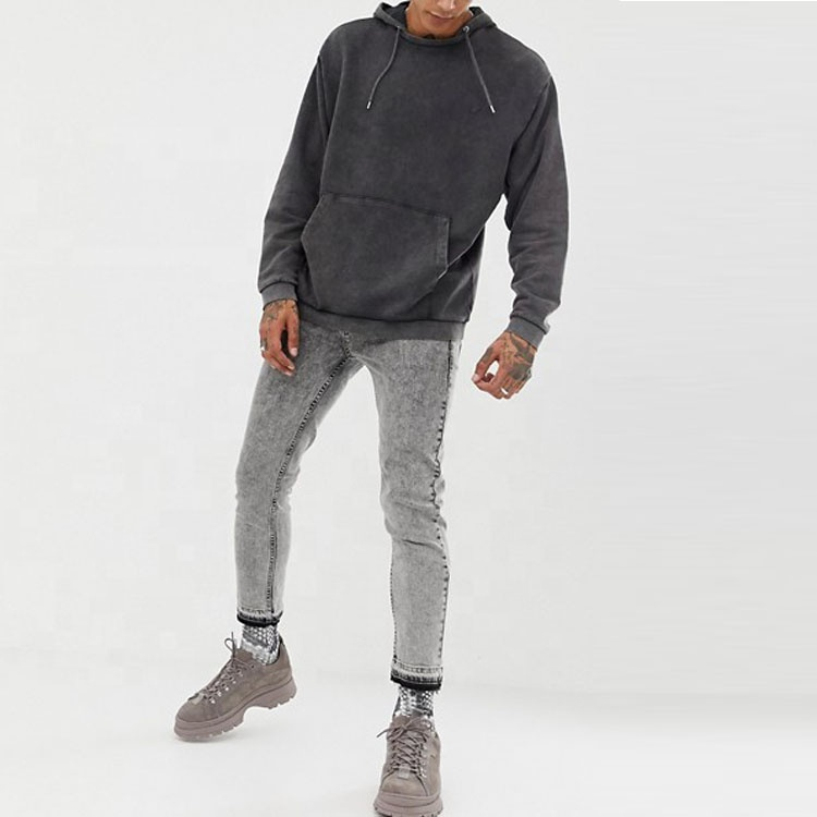 product-Men Casual Stylish Pullover Oversize Long Sleeve Hoodies-Ruiteng-img