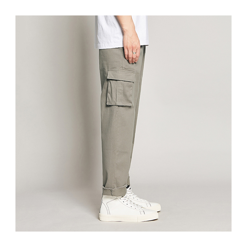 product-Ruiteng-Men′s Stylish Casual Pants Outwork Cargo Trousers-img