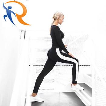 Women Fashion Tight Sportswear Yoga Supplies Leggings