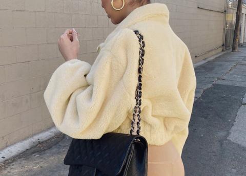 product-Winter Warm Coat New Designed Solid Color Soft Zipper Coat for Women-Ruiteng-img