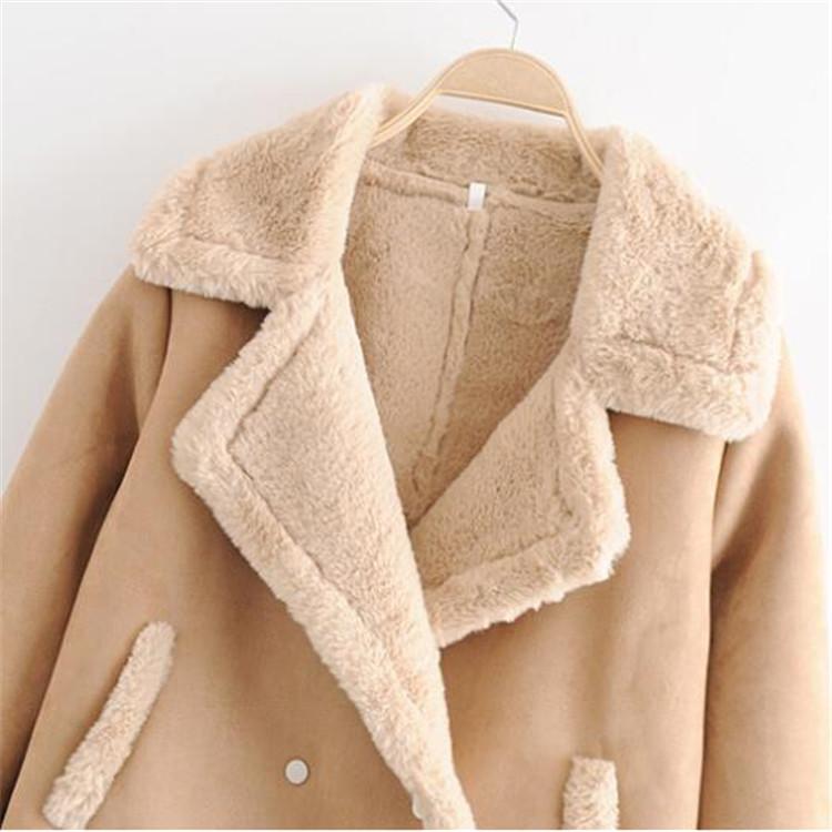 product-Ruiteng-Women Winter Warm Suede Jackets Fashion Coat-img