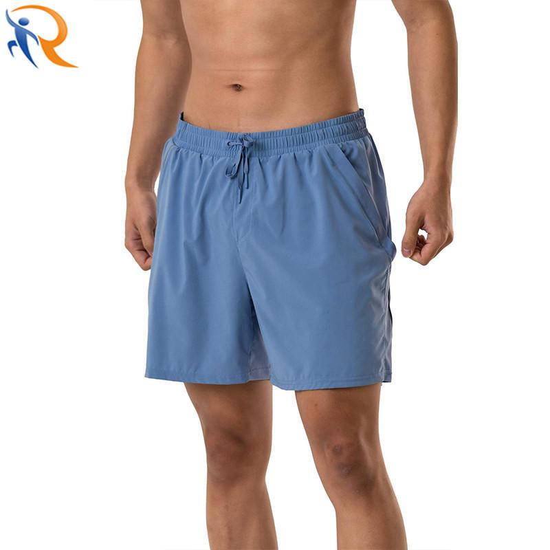 Men′ S Wholesale Sportswear Running Shorts Breathable Gym Shorts