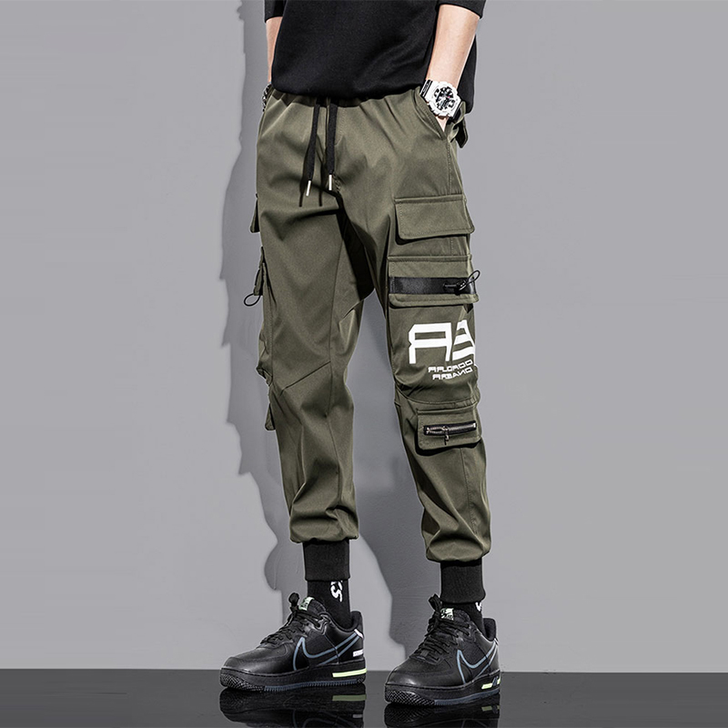 product-Ruiteng-Men Street Cargo Jogger Pants Fashion Vintage Cool Boy Trousers-img