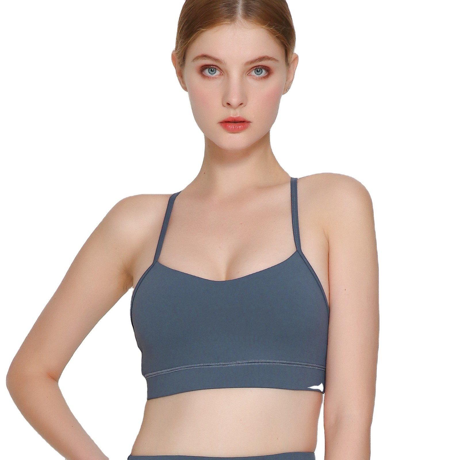 product-High Quality Workout Sportswear Yoga Bra Top Activewear for Women-Ruiteng-img