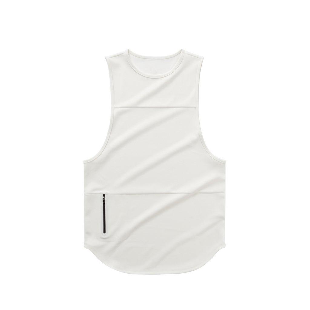 product-Customized OEM Men Fashion Breathable Gym Fitness Sleeveless Workout Vest-Ruiteng-img