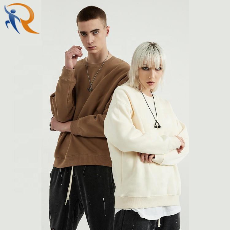 2021 New Arrivals Unisex Sweatshirt Solid Color Fashion Hoodies