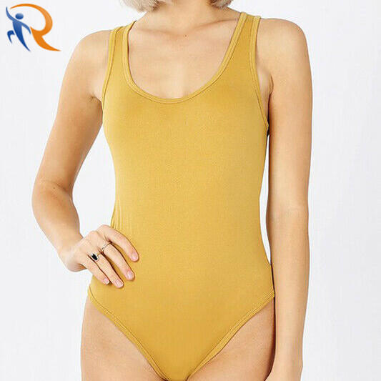 Best New Women Casual Sexy Bottoming Bodysuit Jumpsuit Romper
