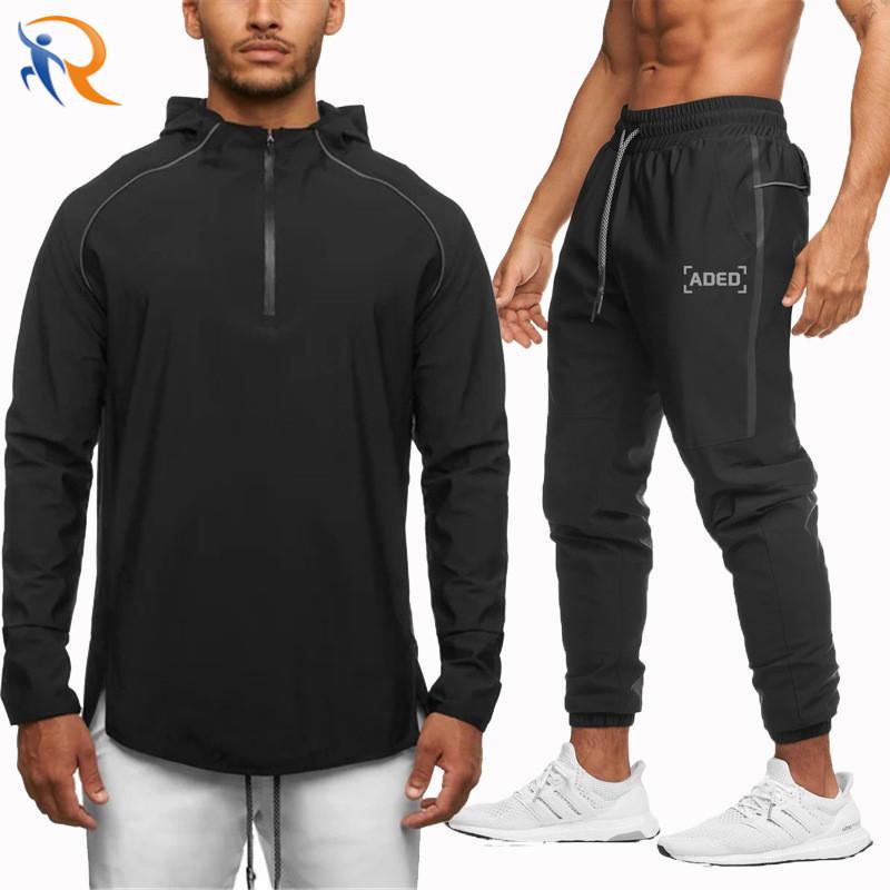 Wholesale Sportswear Gym Clothing Athleisure Running Climbing Tracksuit Sport Set