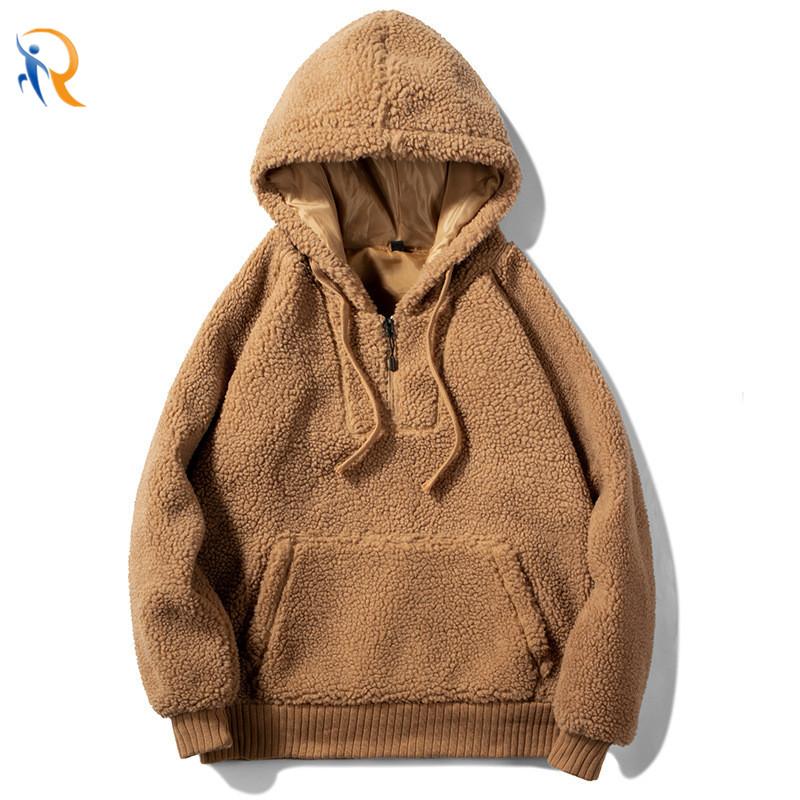 product-Fashion Women and Men Cloth Trendy Polar Fleece Hoodies-Ruiteng-img