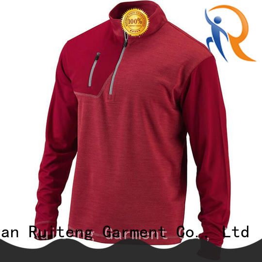 Ruiteng polo shirts personalized for gym