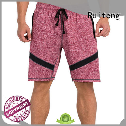 High-quality cotton gym shorts factory for gym