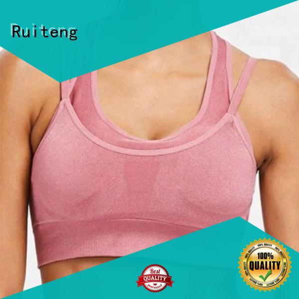 Ruiteng Brand deep bra good sports bras