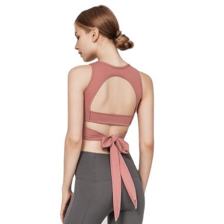 product-Wholesale Seamless Gym Fitness Vest Legging Sports Women Yoga Suit-Ruiteng-img