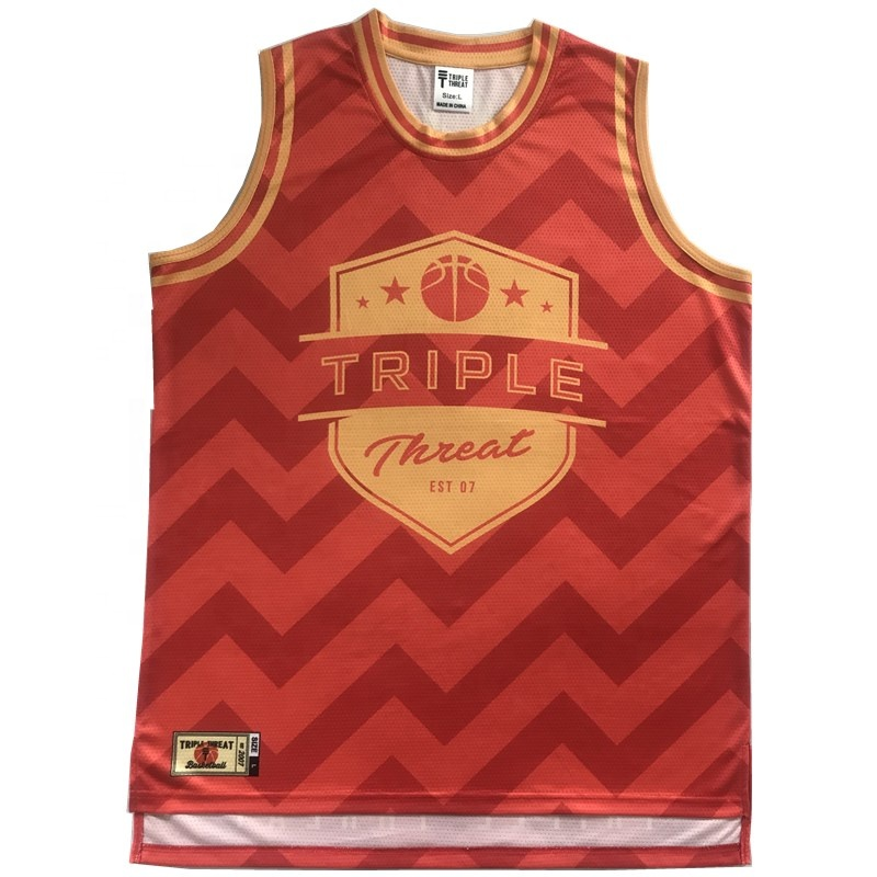 product-Best Blank Reversible Sublimazione Basketball Jersey Singlet with Numbers-Ruiteng-img