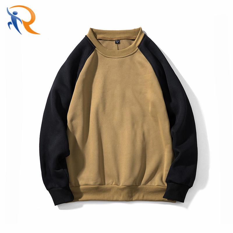 Oversized Jumper Hoodies Basic Blank Hoodies Wholesale Design Your Own No Drawstring Men Hoodie