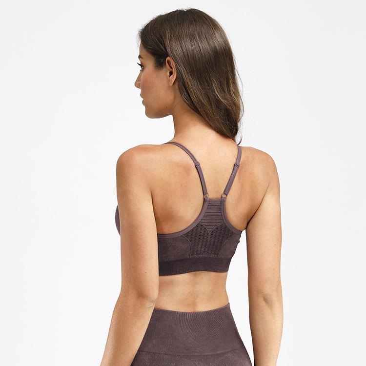 product-Ruiteng-Women Vintage Acid Wash Jeans Yoga Bra Seamless Gym Workout Sports Bra-img