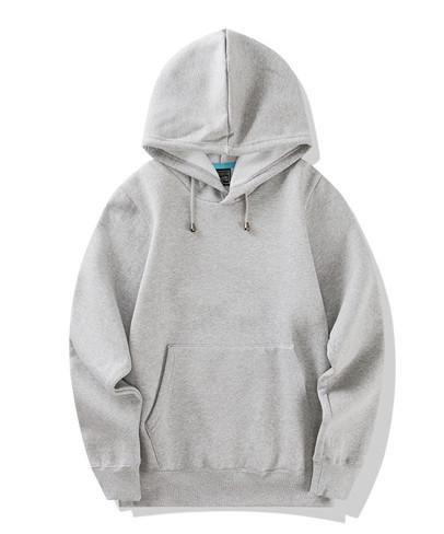 product-Custom Wholesale Blank Black Pullover Men Hoodies-Ruiteng-img
