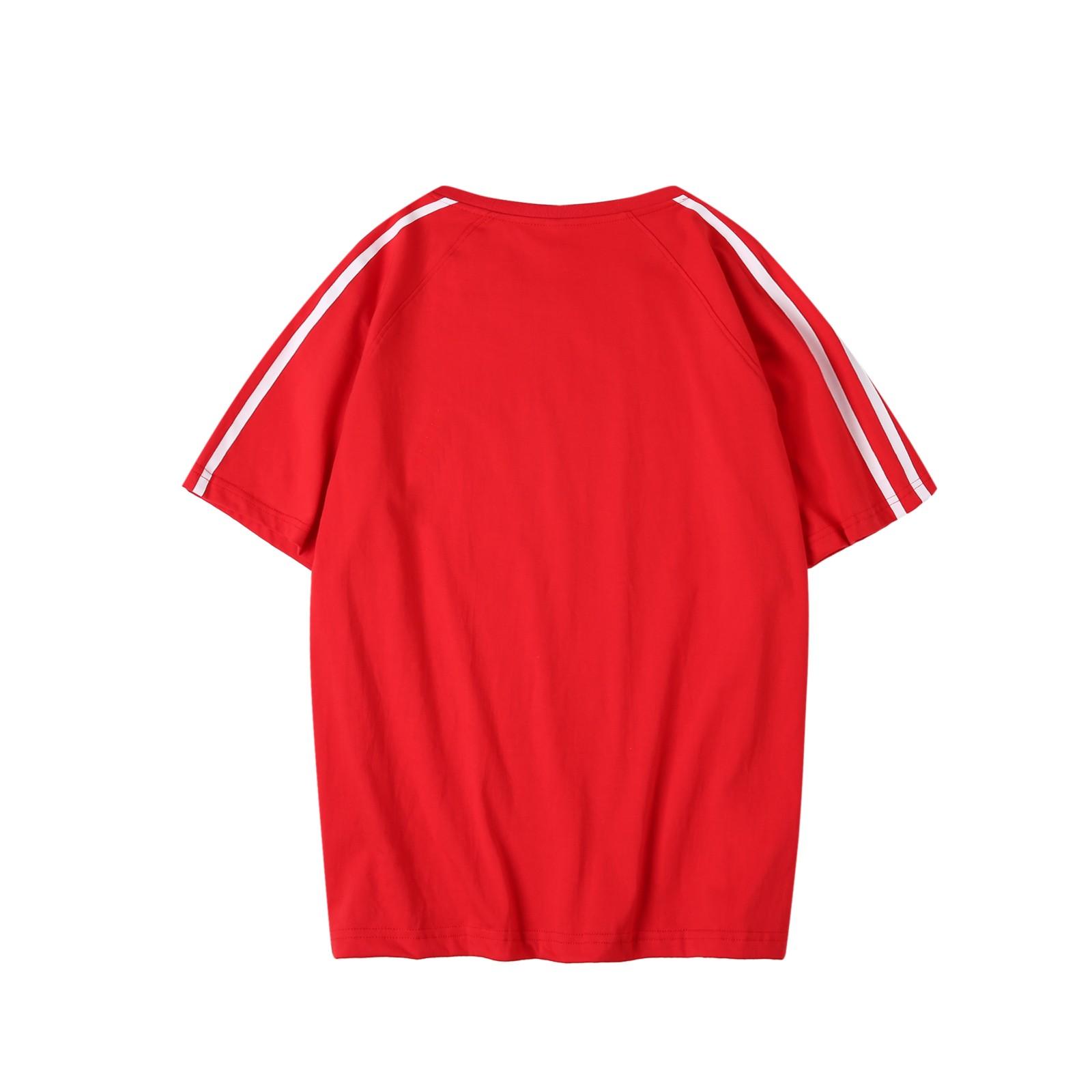 product-Ruiteng-Wholesales Summer Girls Round Neck T-Shirts Short Sleeve Women Casual T Shirt Plain