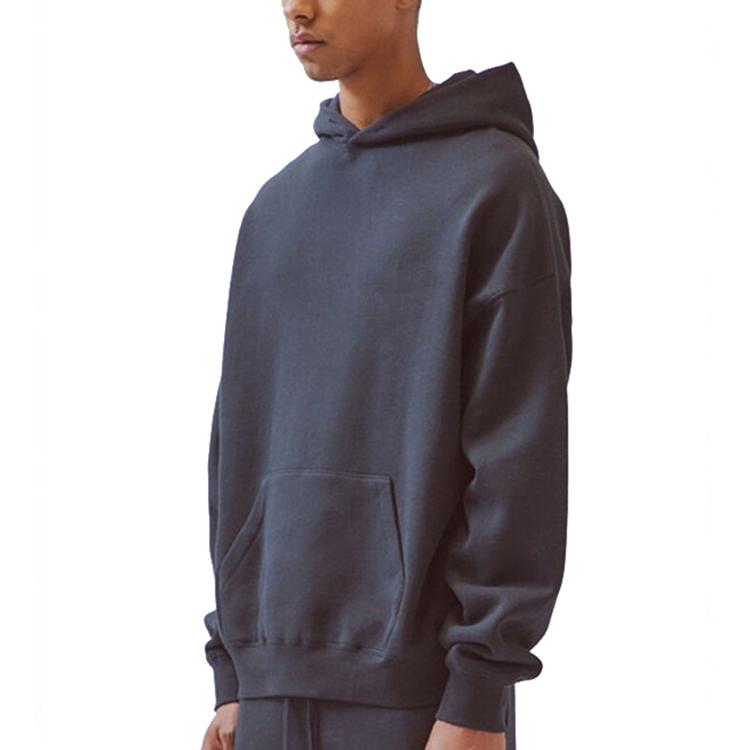 product-Ruiteng-Wholesale Street Fashion Men Oversized Custom Print Pullover Heavy Hoodie-img