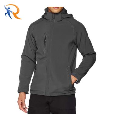 Wholesale Waterproof Windproof Outdoor Casual Softshell Jacket With Hood
