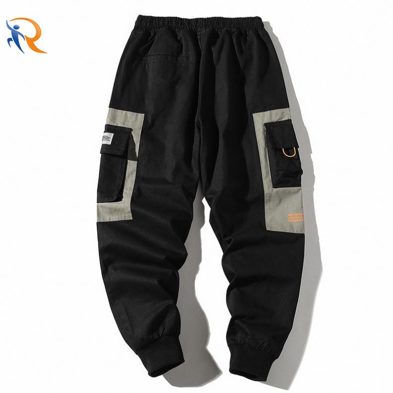 Wholesale washed streetwear Sweatpants New fashion Cargo Pants Men Joggers