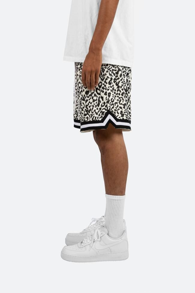 product-Wholesale Fashion Running Basketball Shorts Mesh Custom Print Summer Mens Shorts-Ruiteng-img