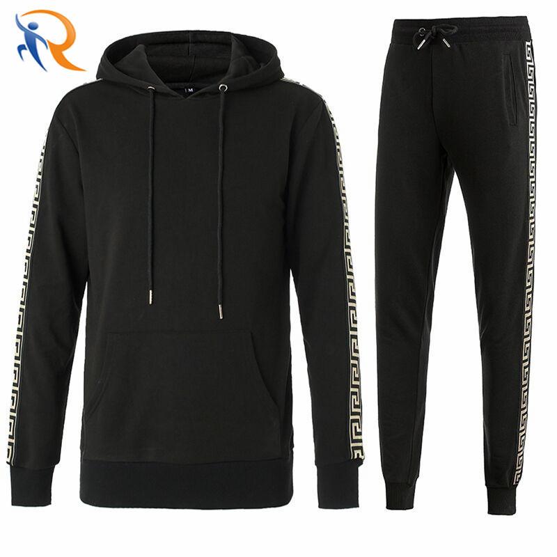 High Quality Winter Brand Design Unisex Men and Women Slim fit Track Suit  Custom Sweatsuit Tracksuits for Men Slim Fit