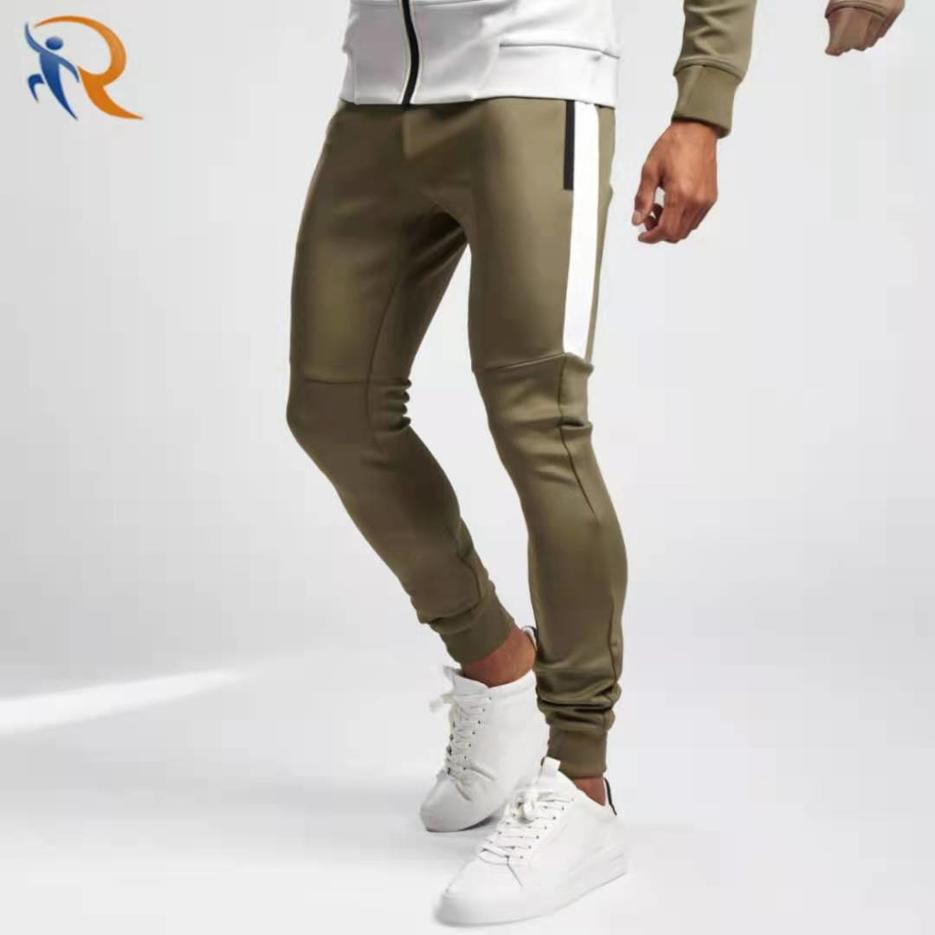 High Quality Manufacture Made Tracksuits Men's Athletic Training Gym Tracksuits