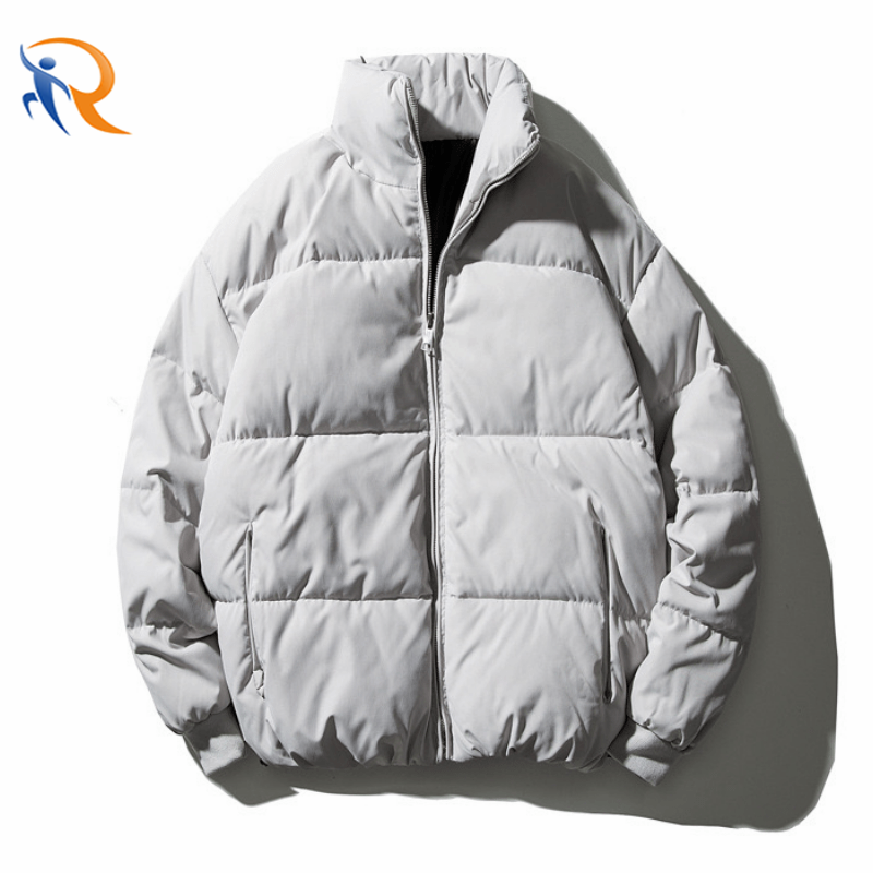 Fashion Style Men's Custom Puffer Jacket Wholesale Winter Jacket