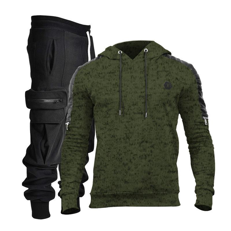 product-Wholesale Track Suit Sportswear, Men Track Suits Tracksuits, Man Track Suits 2 Pieces-Ruiten