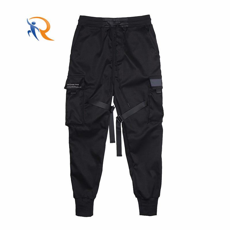 Wholesale Custom Fashion Cotton Autumn Winter Gym Wear Men Jogger Pants Sport Running Athletic Male Sweat Pants
