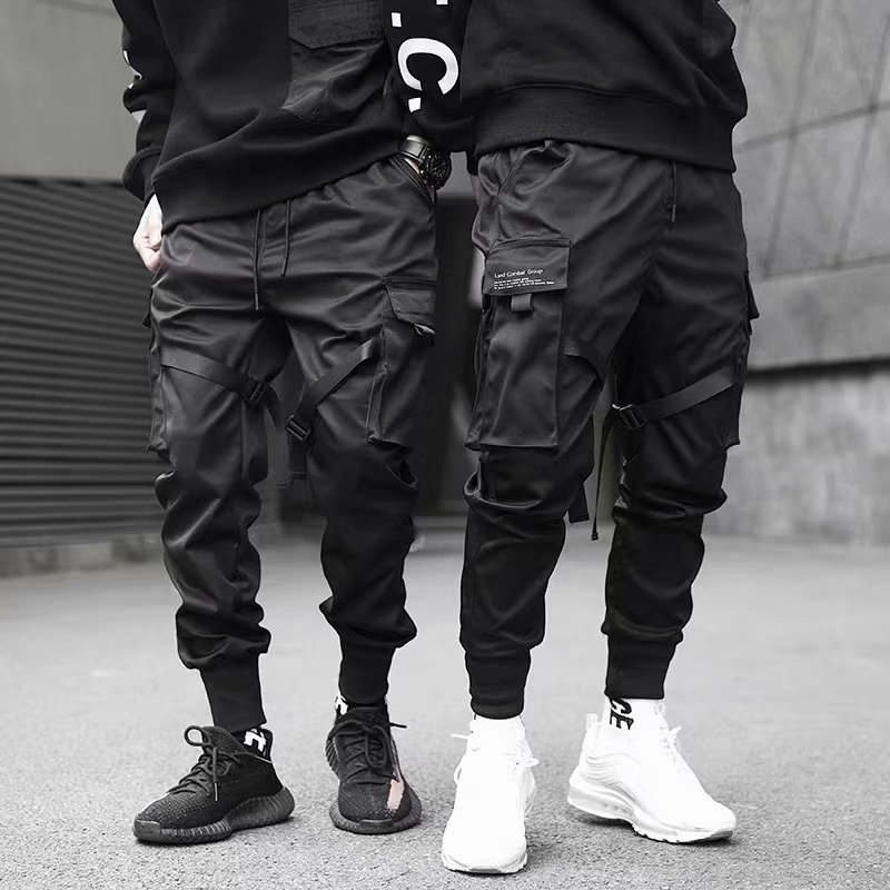 product-Ruiteng-Wholesale Custom Fashion Cotton Autumn Winter Gym Wear Men Jogger Pants Sport Runnin