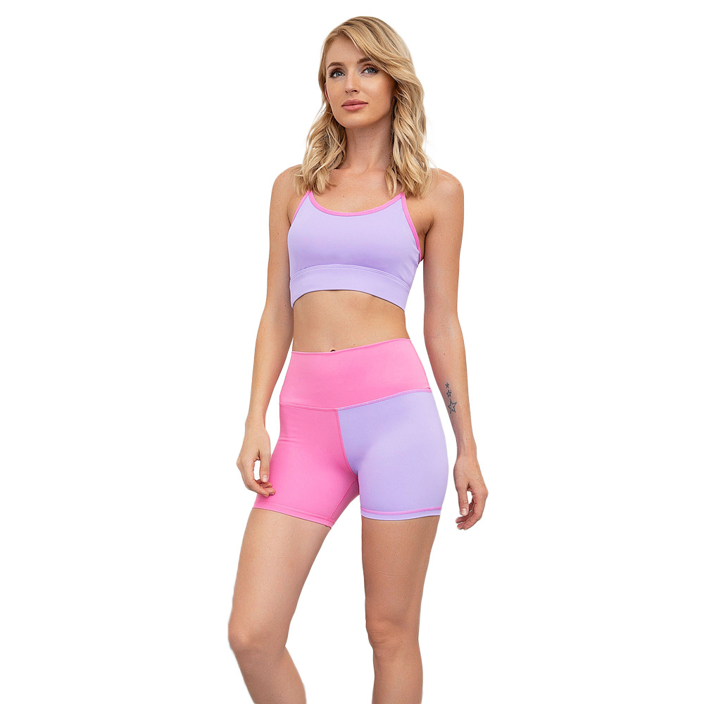 product-Ruiteng-2021 New Colour Gym Clothing Activewear Yoga Sets For Women Yoga Suit Seamless-img
