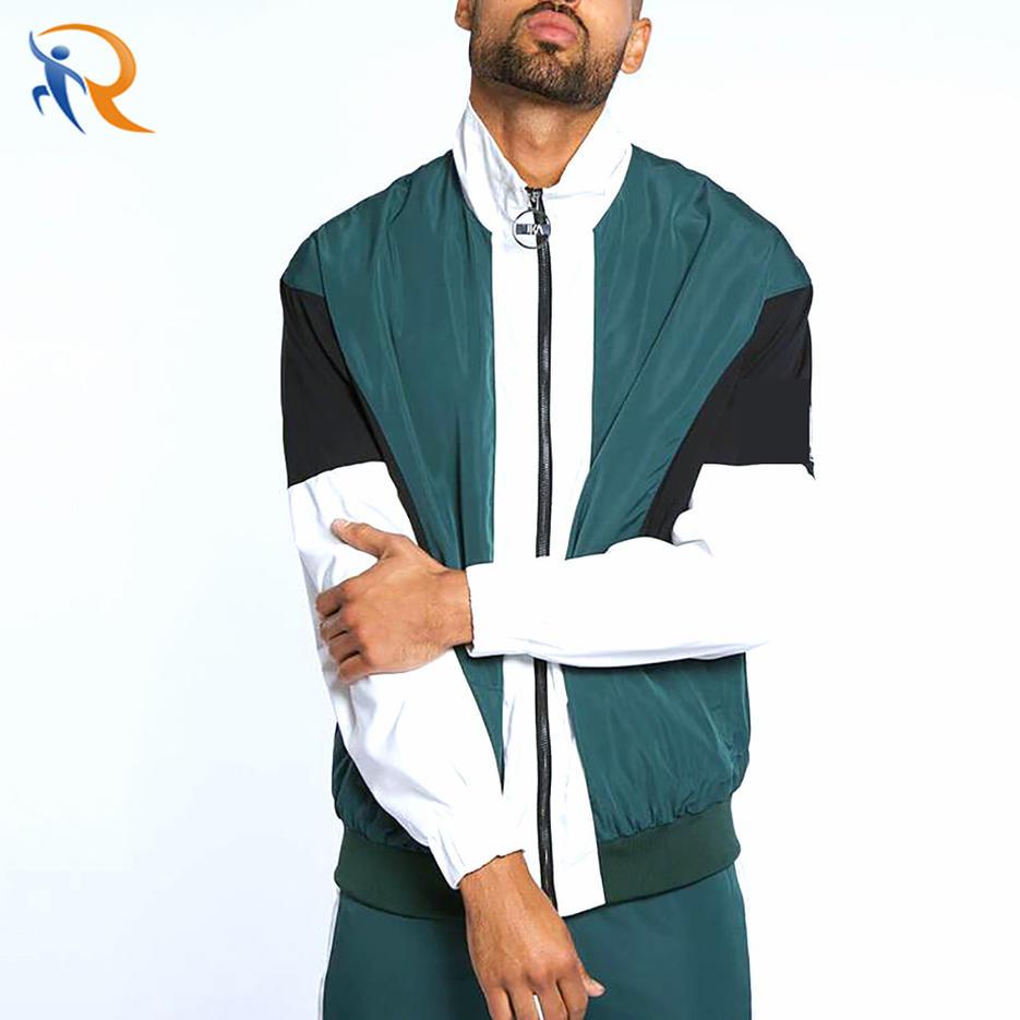 Customized Running Tracksuit Men Sweatshirt Sports Set Gym Clothes Men Sport Training Suit Sport Wear