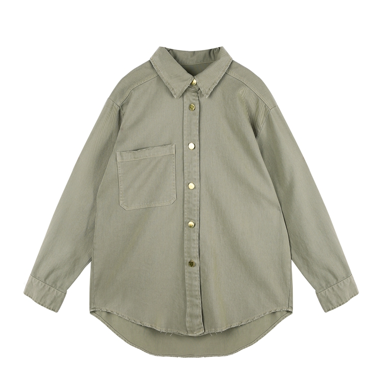 product-High Quality Office Shirt Long Sleeve Cotton Women Shirt-Ruiteng-img