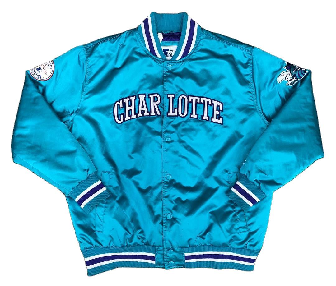 product-Ruiteng-Custom Team Sports Jacket WhiteBlue Warriors Starter Mens Varsity Satin Jackets-img