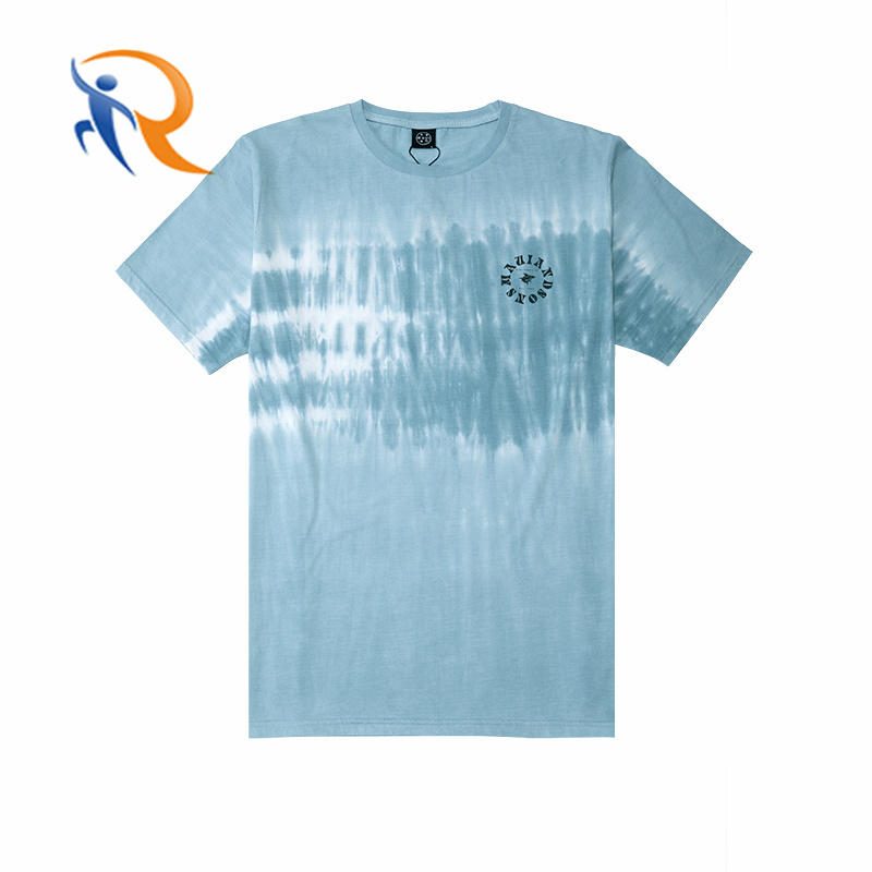 Men Wear Fashion Clothing manufacturers Custom Tie Dye T Shirts Mens Tshirt