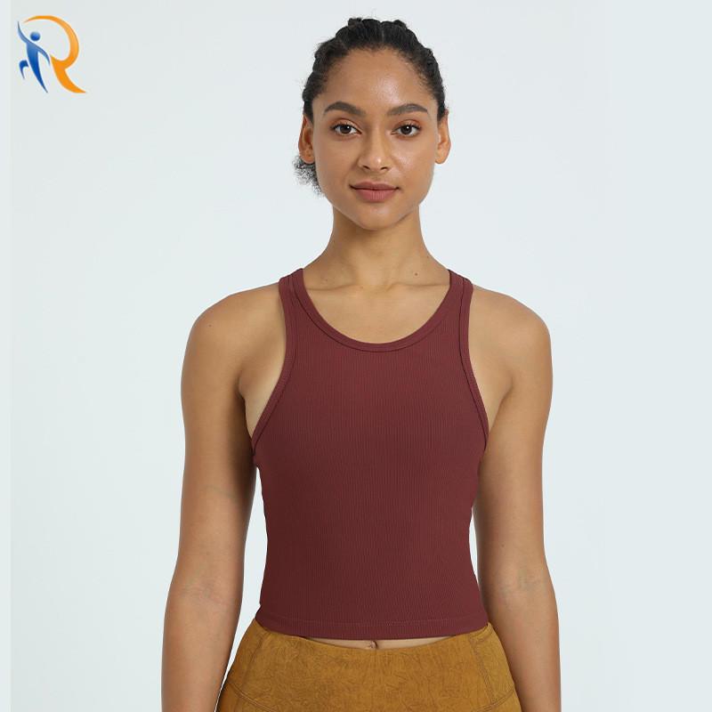 New Arrival Women Fitness Sportwear Gym Clothes Body Shape Tank Top
