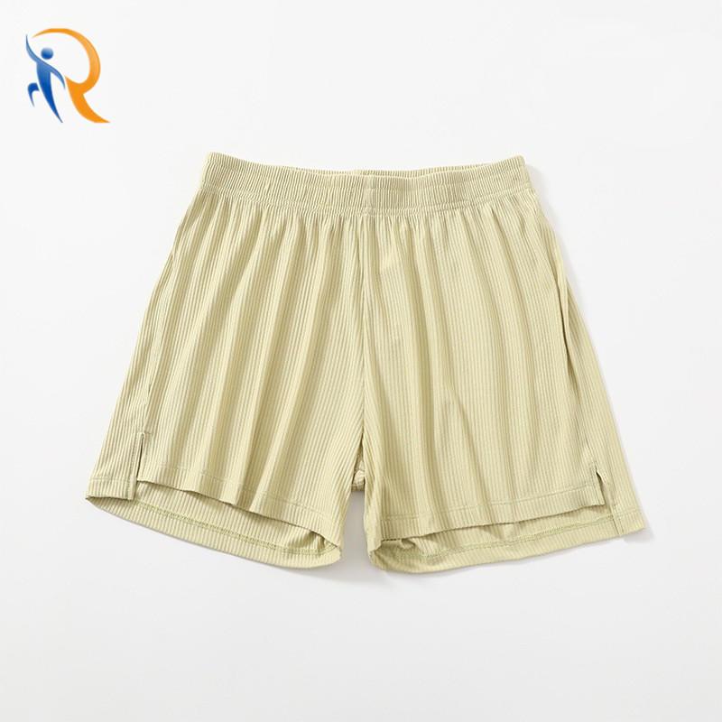 Best Modal Shorts Women Lounge Pajamas Home Pants Loose Women Yoga Thin Sports Shorts Factory Price-Ruiteng