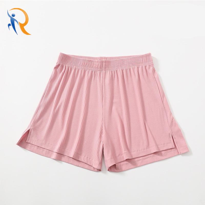 product-Best Modal Shorts Women Lounge Pajamas Home Pants Loose Women Yoga Thin Sports Shorts Factor