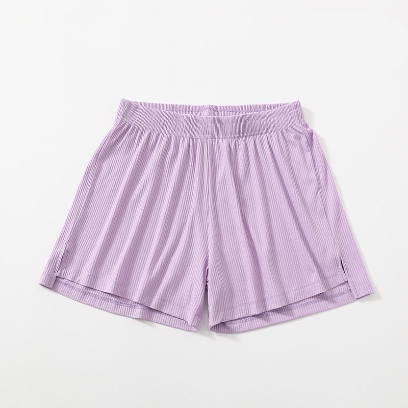 product-Ruiteng-Best Modal Shorts Women Lounge Pajamas Home Pants Loose Women Yoga Thin Sports Short