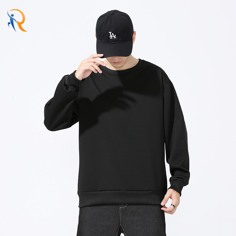 product-Mens Athleisure Casual Style Pullover Sweater-Ruiteng-img