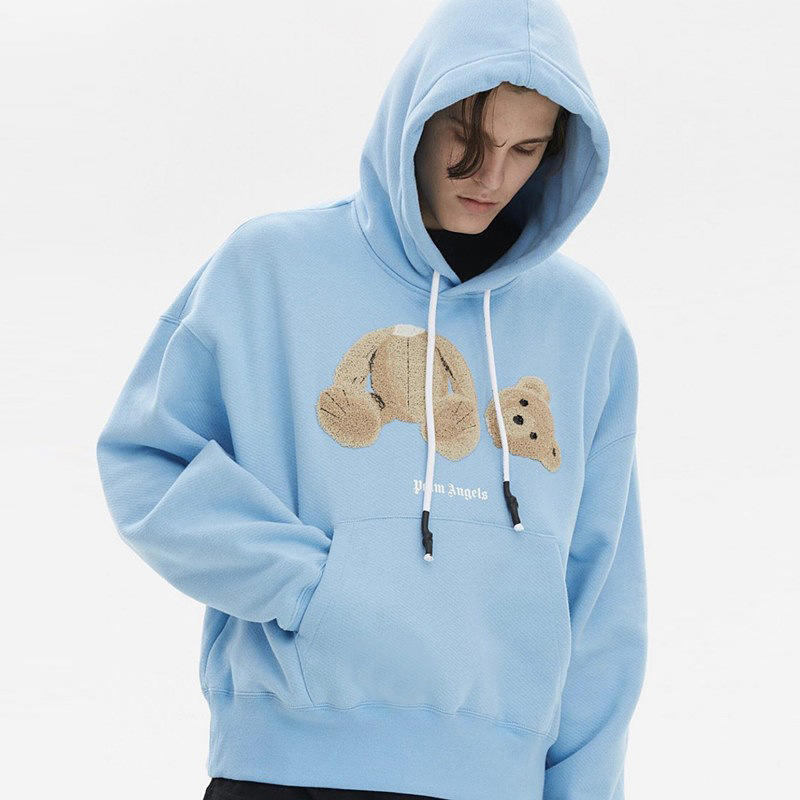 Top Quality New fashion Mens Chenille Patch Pullover Hoodies Jkt-179 Wholesale-Ruiteng