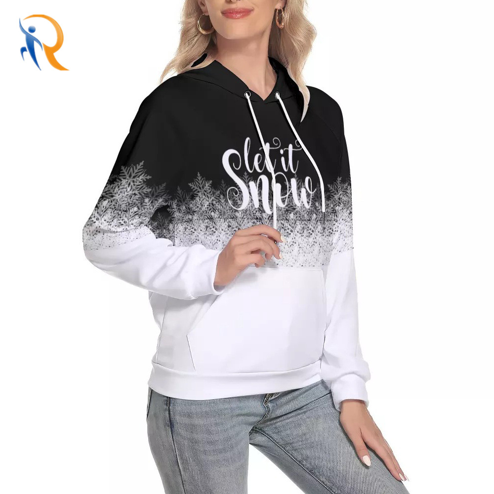 product-Ruiteng-Womens Snowy Flory Printing Pullover Casual Style Hoodies-img