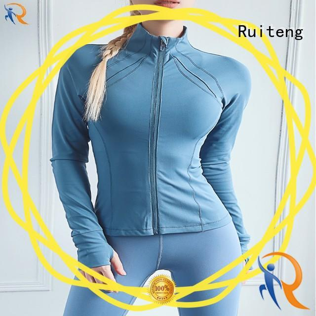 Ruiteng printed yoga leggings company for walk