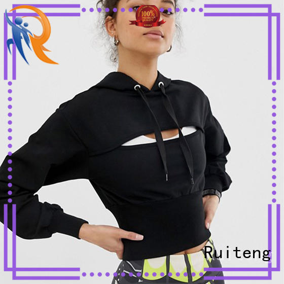 practical mens fashion hoodies fitness supplier for running
