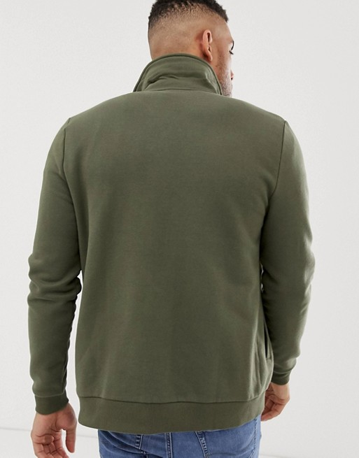 Ruiteng-Fashion Hoodies Manufacture | Man Jersey Fitted Harrington Jacket -rtc3-1